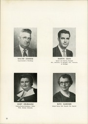 Page 32, 1954 Edition, Newark High School - Reveille Yearbook (Newark, OH) online yearbook collection