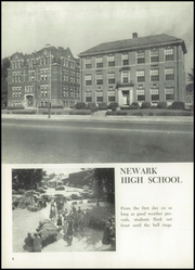 Page 10, 1955 Edition, Newark High School - Reveille Yearbook (Newark, OH) online yearbook collection