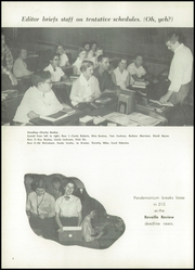 Page 8, 1955 Edition, Newark High School - Reveille Yearbook (Newark, OH) online yearbook collection