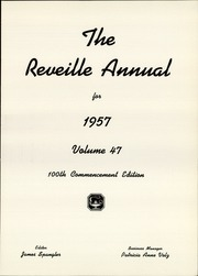 Page 5, 1957 Edition, Newark High School - Reveille Yearbook (Newark, OH) online yearbook collection