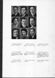 Page 10, 1937 Edition, Parma High School - Spectrum Yearbook (Parma, OH) online yearbook collection