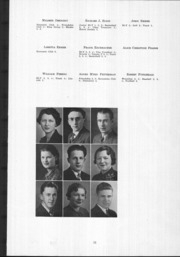 Page 12, 1937 Edition, Parma High School - Spectrum Yearbook (Parma, OH) online yearbook collection