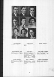 Page 14, 1937 Edition, Parma High School - Spectrum Yearbook (Parma, OH) online yearbook collection