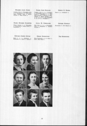 Page 16, 1937 Edition, Parma High School - Spectrum Yearbook (Parma, OH) online yearbook collection
