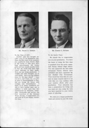 Page 5, 1937 Edition, Parma High School - Spectrum Yearbook (Parma, OH) online yearbook collection