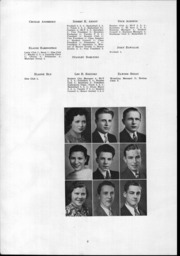 Page 9, 1937 Edition, Parma High School - Spectrum Yearbook (Parma, OH) online yearbook collection