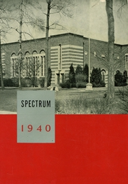 Page 1, 1940 Edition, Parma High School - Spectrum Yearbook (Parma, OH) online yearbook collection