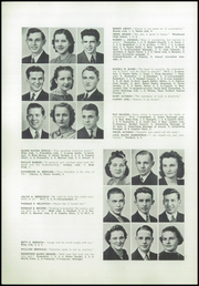 Page 10, 1940 Edition, Parma High School - Spectrum Yearbook (Parma, OH) online yearbook collection