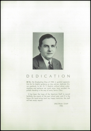 Page 4, 1940 Edition, Parma High School - Spectrum Yearbook (Parma, OH) online yearbook collection