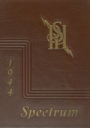 Page 1, 1944 Edition, Parma High School - Spectrum Yearbook (Parma, OH) online yearbook collection