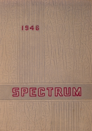1946 Edition, Parma High School - Spectrum Yearbook (Parma, OH)
