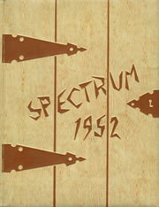 1952 Edition, Parma High School - Spectrum Yearbook (Parma, OH)