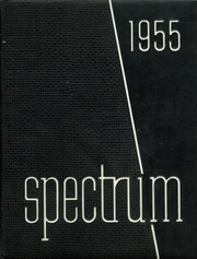 1955 Edition, Parma High School - Spectrum Yearbook (Parma, OH)