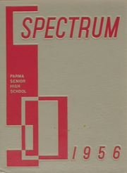 1956 Edition, Parma High School - Spectrum Yearbook (Parma, OH)