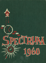 1960 Edition, Parma High School - Spectrum Yearbook (Parma, OH)