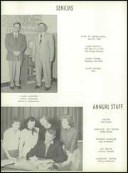 Page 16, 1956 Edition, Brunswick High School - Devils Diary Yearbook (Brunswick, OH) online yearbook collection