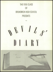 Page 5, 1956 Edition, Brunswick High School - Devils Diary Yearbook (Brunswick, OH) online yearbook collection