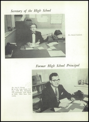 Page 11, 1956 Edition, Gahanna Lincoln High School - Echoes Yearbook (Gahanna, OH) online yearbook collection