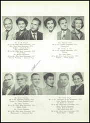 Page 13, 1956 Edition, Gahanna Lincoln High School - Echoes Yearbook (Gahanna, OH) online yearbook collection