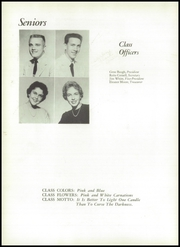Page 16, 1956 Edition, Gahanna Lincoln High School - Echoes Yearbook (Gahanna, OH) online yearbook collection