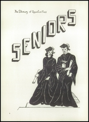 Page 10, 1958 Edition, Gahanna Lincoln High School - Echoes Yearbook (Gahanna, OH) online yearbook collection