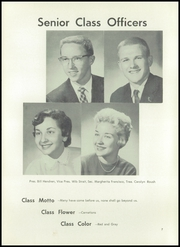 Page 11, 1958 Edition, Gahanna Lincoln High School - Echoes Yearbook (Gahanna, OH) online yearbook collection