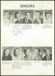 Page 12, 1958 Edition, Gahanna Lincoln High School - Echoes Yearbook (Gahanna, OH) online yearbook collection