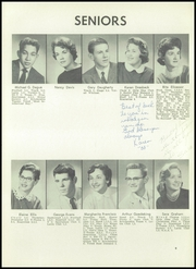 Page 13, 1958 Edition, Gahanna Lincoln High School - Echoes Yearbook (Gahanna, OH) online yearbook collection
