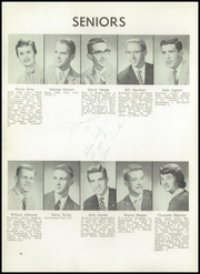 Page 14, 1958 Edition, Gahanna Lincoln High School - Echoes Yearbook (Gahanna, OH) online yearbook collection