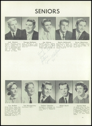 Page 15, 1958 Edition, Gahanna Lincoln High School - Echoes Yearbook (Gahanna, OH) online yearbook collection