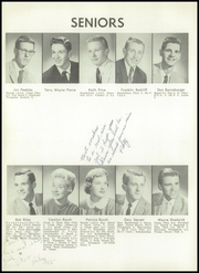 Page 16, 1958 Edition, Gahanna Lincoln High School - Echoes Yearbook (Gahanna, OH) online yearbook collection