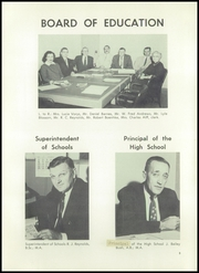 Page 7, 1958 Edition, Gahanna Lincoln High School - Echoes Yearbook (Gahanna, OH) online yearbook collection