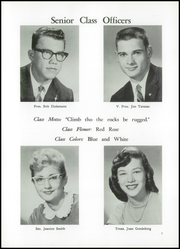 Page 11, 1959 Edition, Gahanna Lincoln High School - Echoes Yearbook (Gahanna, OH) online yearbook collection