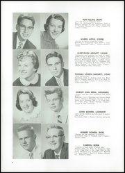 Page 12, 1959 Edition, Gahanna Lincoln High School - Echoes Yearbook (Gahanna, OH) online yearbook collection
