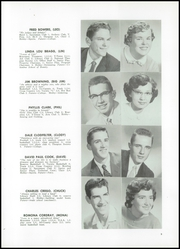 Page 13, 1959 Edition, Gahanna Lincoln High School - Echoes Yearbook (Gahanna, OH) online yearbook collection