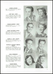 Page 15, 1959 Edition, Gahanna Lincoln High School - Echoes Yearbook (Gahanna, OH) online yearbook collection