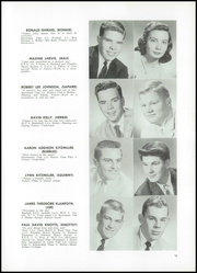 Page 17, 1959 Edition, Gahanna Lincoln High School - Echoes Yearbook (Gahanna, OH) online yearbook collection