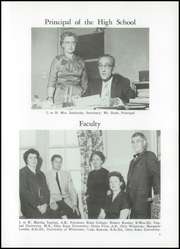 Page 7, 1959 Edition, Gahanna Lincoln High School - Echoes Yearbook (Gahanna, OH) online yearbook collection