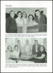 Page 8, 1959 Edition, Gahanna Lincoln High School - Echoes Yearbook (Gahanna, OH) online yearbook collection