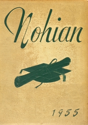 1955 Edition, North Olmsted High School - Nohian Yearbook (North Olmsted, OH)