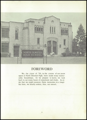 Page 7, 1958 Edition, North Olmsted High School - Nohian Yearbook (North Olmsted, OH) online yearbook collection