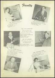 Page 12, 1953 Edition, Grove City High School - Greyhound Yearbook (Grove City, OH) online yearbook collection