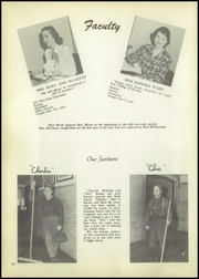 Page 14, 1953 Edition, Grove City High School - Greyhound Yearbook (Grove City, OH) online yearbook collection