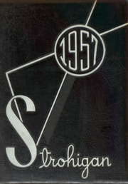 1957 Edition, Strongsville High School - Strohigan Yearbook (Strongsville, OH)