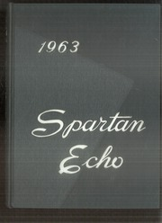 1963 Edition, Lima Senior High School - Spartan Echo (Lima, OH)
