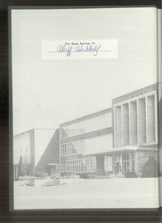 Page 2, 1963 Edition, Lima Senior High School - Spartan Echo (Lima, OH) online yearbook collection