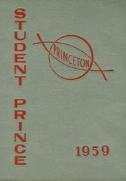 Page 1, 1959 Edition, Princeton High School - Challenge Yearbook (Cincinnati, OH) online yearbook collection