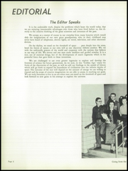 Page 10, 1958 Edition, Fairborn High School - Flight Yearbook (Fairborn, OH) online yearbook collection