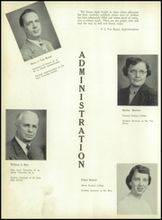 Page 10, 1954 Edition, Stow Monroe Falls High School - Stoanno Yearbook (Stow, OH) online yearbook collection