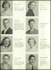 Page 16, 1954 Edition, Stow Monroe Falls High School - Stoanno Yearbook (Stow, OH) online yearbook collection